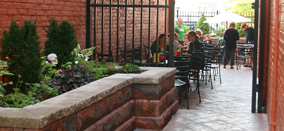 Melt Patios Open May 15!