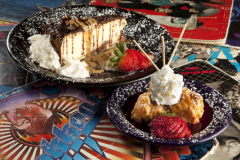 Fried Twinkies and Cheesecake
