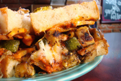 Roasted Vegetable Melt