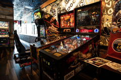 Independence Pinball and Arcade Room