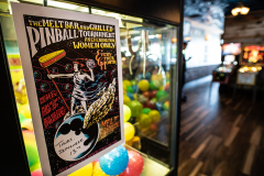 Monthly Pinball Tournaments at Melt