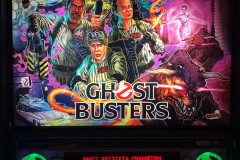Ghost Busters Pinball at Melt