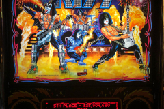 KISS Pinball at Melt