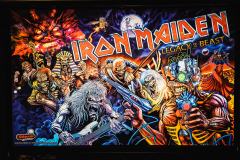 Iron Maiden Pinball at Melt Bar and Grilled