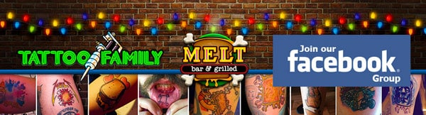 Melt Tattoo Family Facebook Group