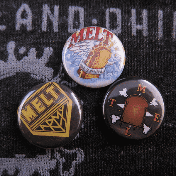Melt Button Trio