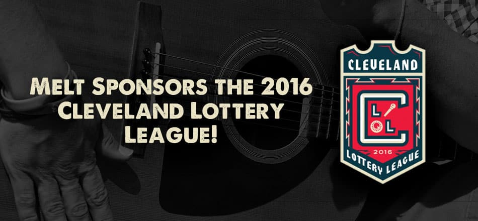 Melt Bar & Grilled Sponsors the 2016 Cleveland Lottery League