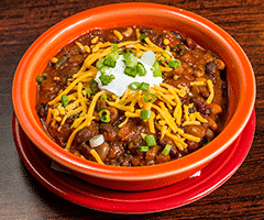Vegetarian 4 Bean Chili