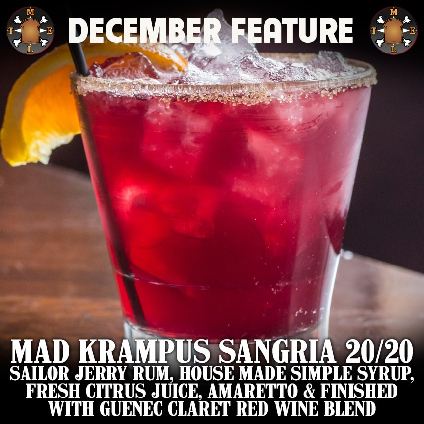 Mad Krampus Sangria 20/20