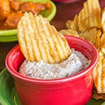 Melt Kettle Chips and Dip