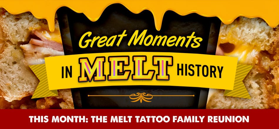 Great Moments in Melt History: Tattoo Reunion