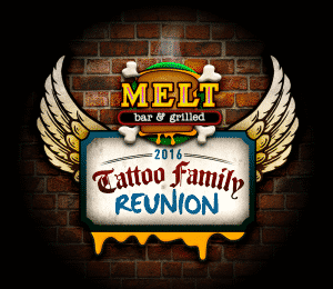 Melt Tattoo Family Reunion