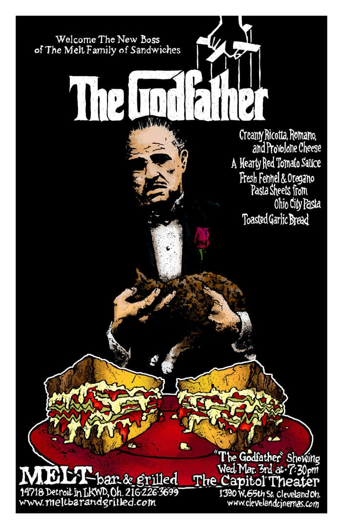 Godfather 2010 Poster