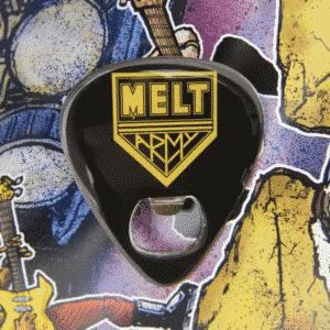 Melt Army Pick Magnet