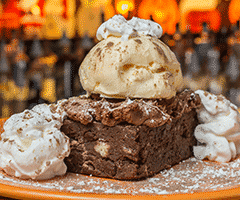Mexican Hot Chocolate Bread Pudding