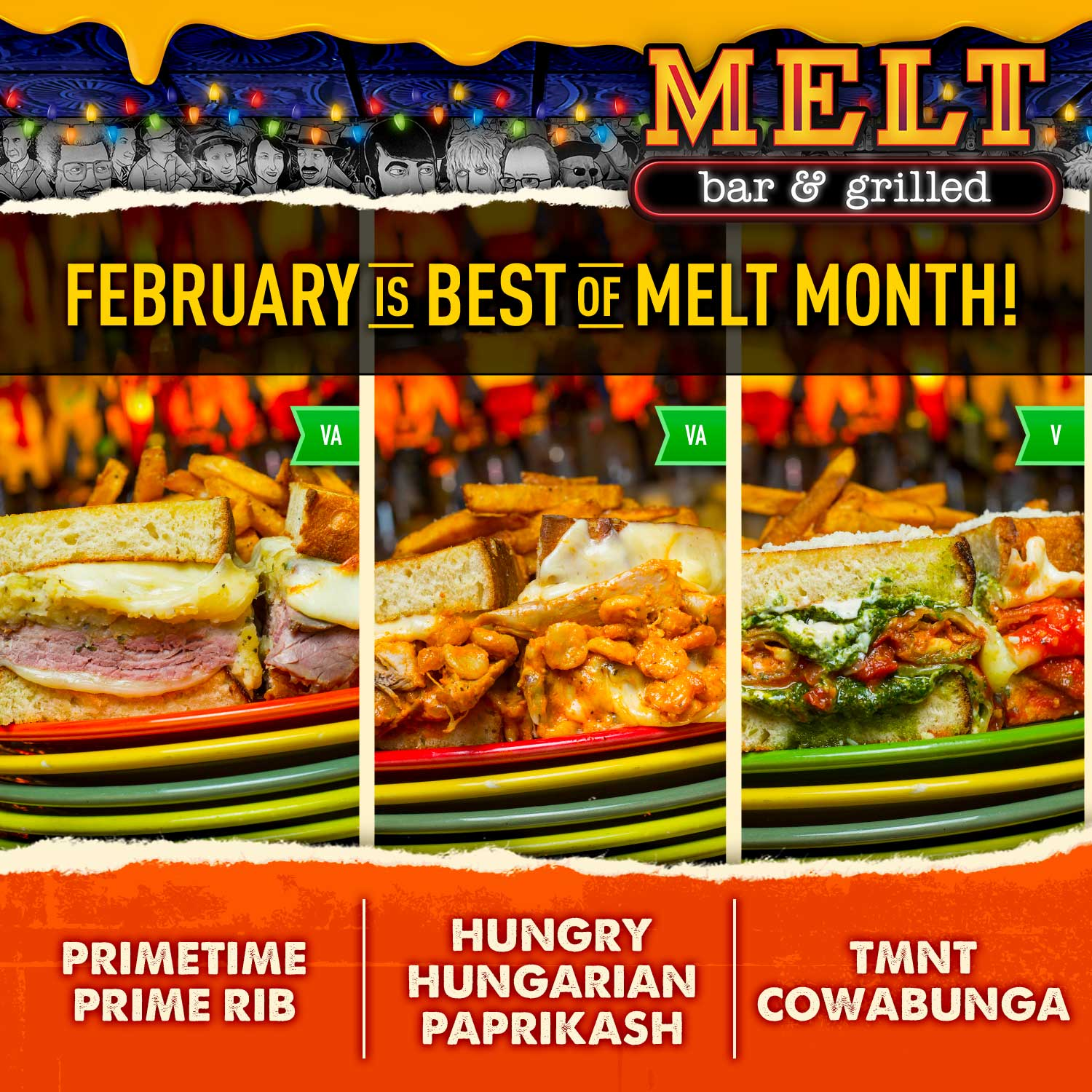 Best of Melt Month