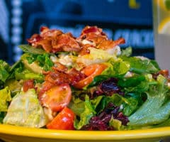 Bacon & Blue Salad