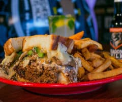 Gluten Free Cleveland Cheese Steak