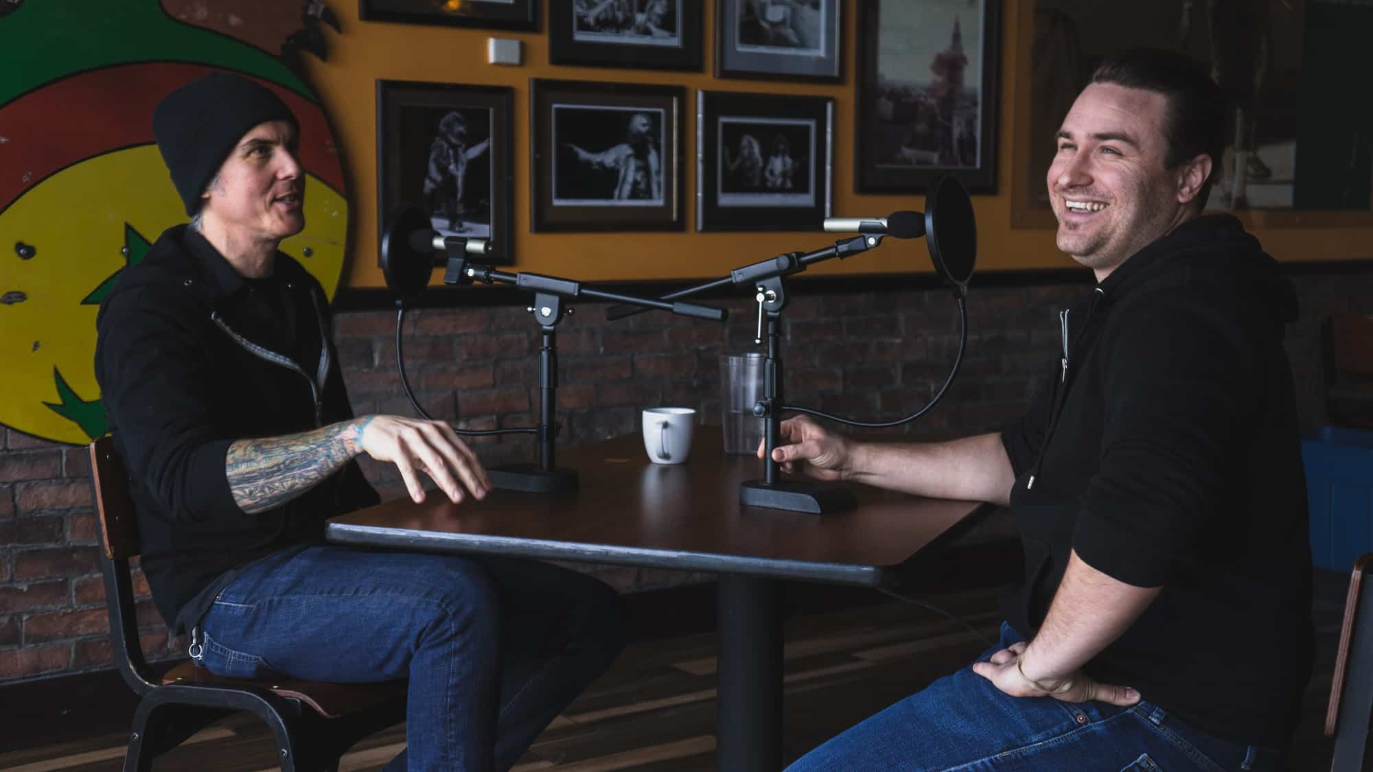 """Melt Bar and Grilled Owner Matt Fish Featured on """"The Connect"""" Podcast"""