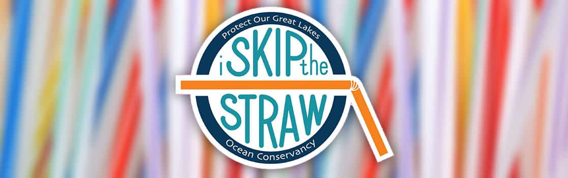 """Skip the Straw"" Campaign at Melt Bar and Grilled"