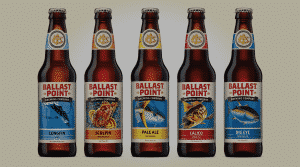 Ballast Point Brewing Company Tap Takeover
