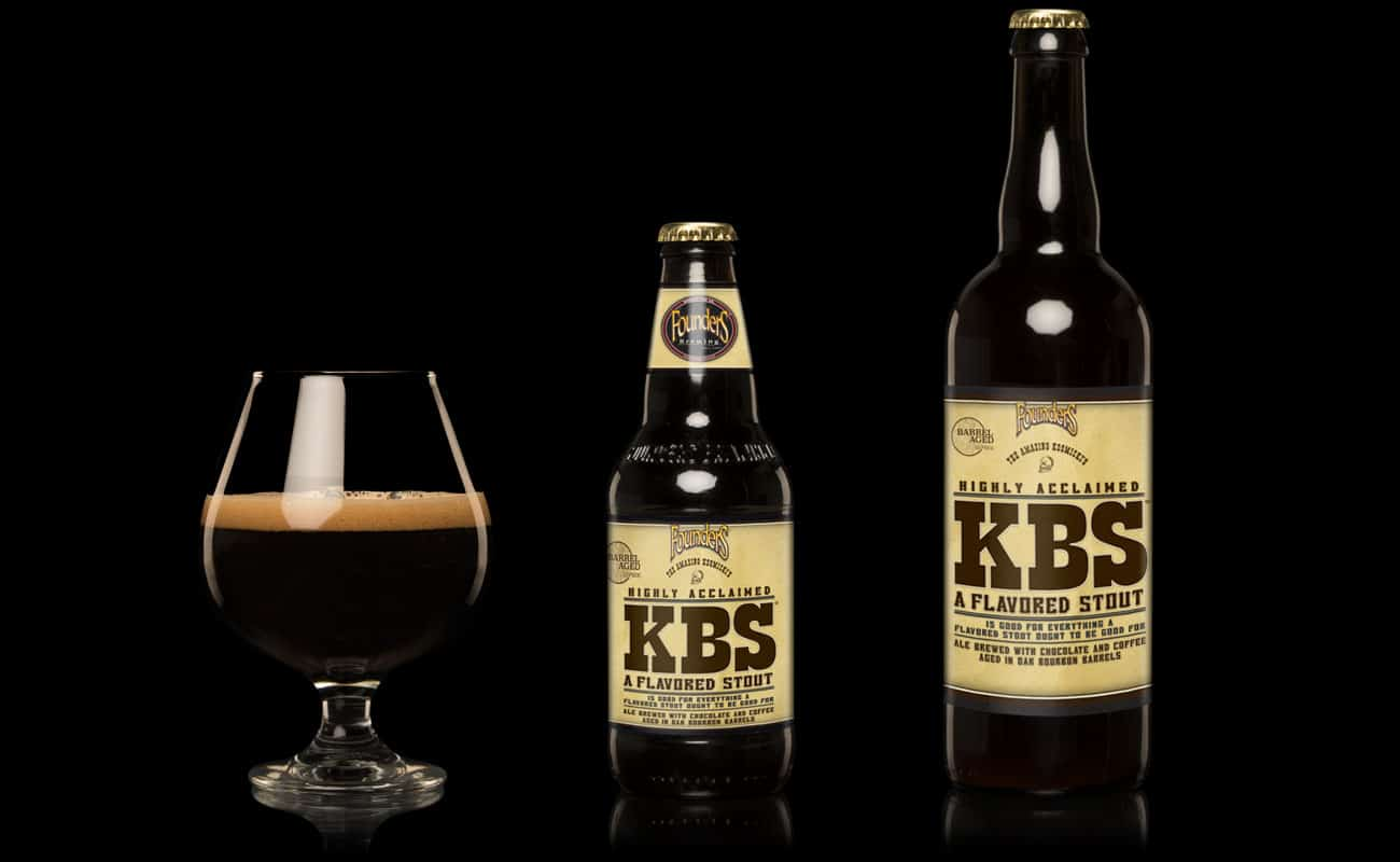 Founders KBS on Draft (Select Locations)