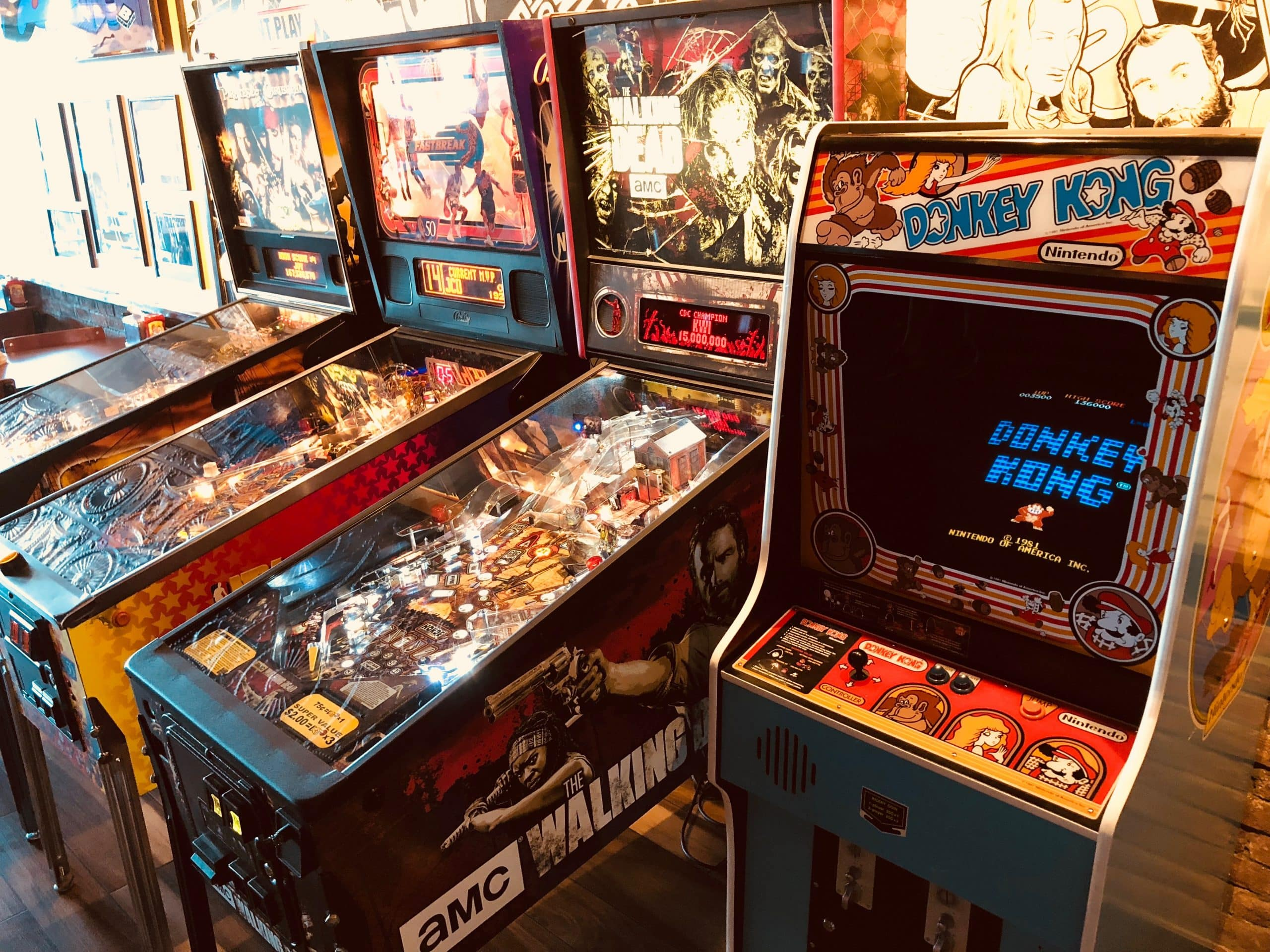 Melt Independence Game and Pinball Room Grand Opening and Pinball Tournament - Saturday, August 18th