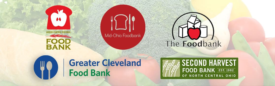 August Harvest for Hunger to Benefit the Cleveland, Akron, Canton, Dayton and Columbus Food Banks