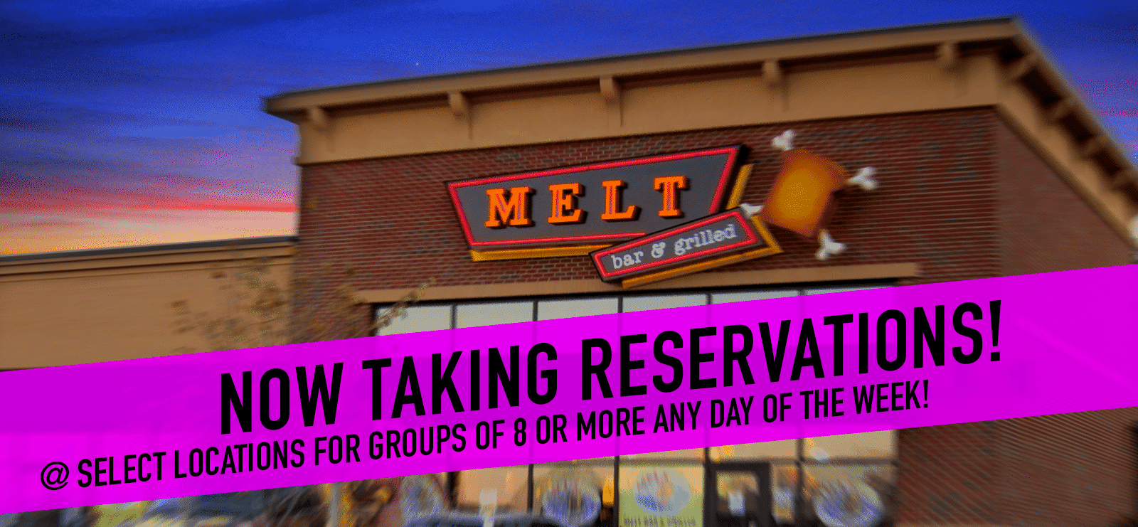 Reservations at Melt Bar and Grilled