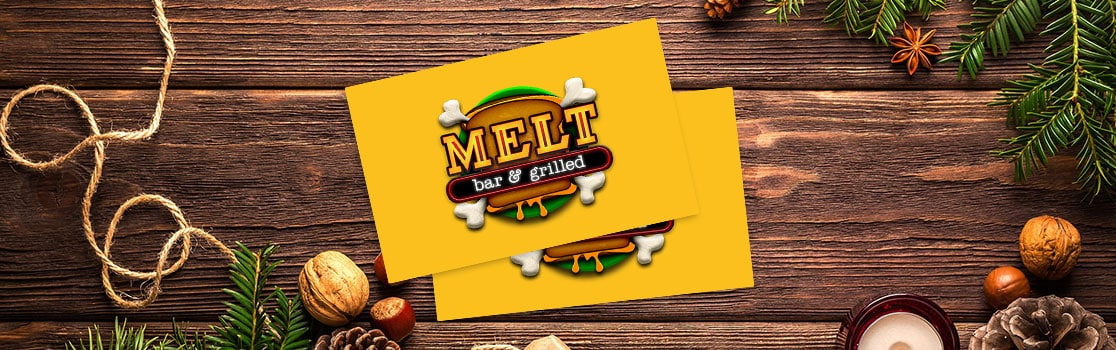 Melt Holiday Gift Card Bonus Program