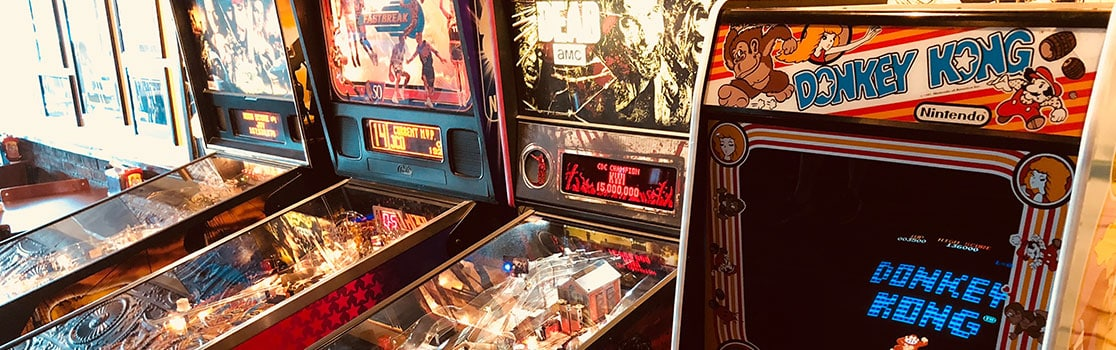 Melt Bar and Grilled Independence February Pinball Tournament – Thursday, February 14th