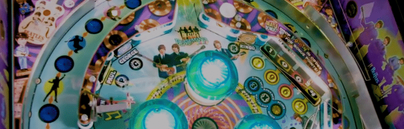 Stern Beatles Pinball Launch Party