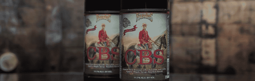 Founders CBS Imperial Stout