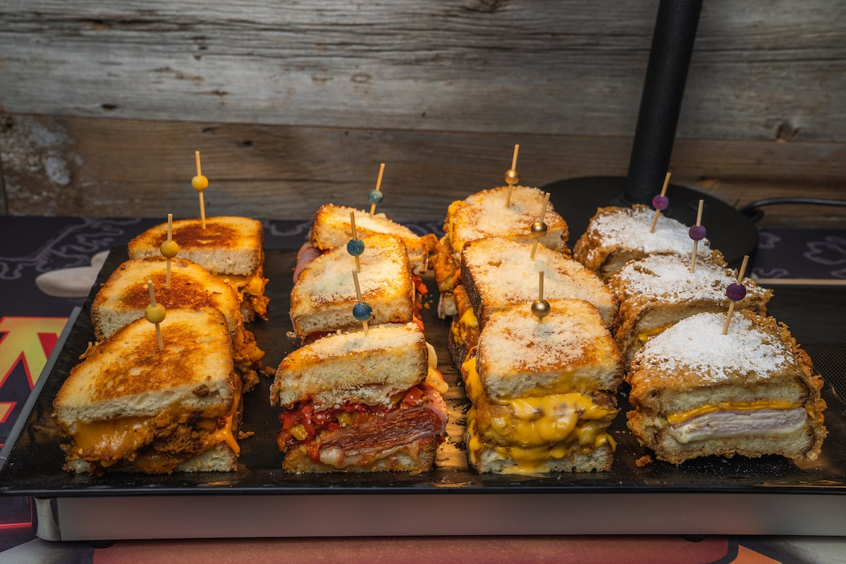Catering Menu Melt Bar And Grilled