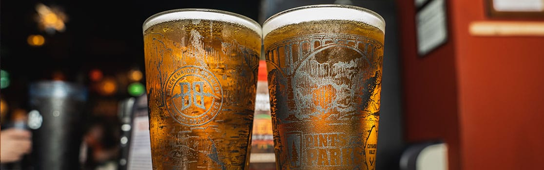 """Breckenridge Brewing """"Pints for Parks"""" Promotion"""