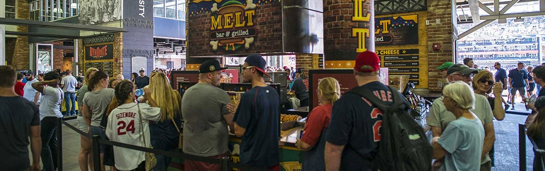 Parmageddon Available at Melt Ballpark for All-Star Week!