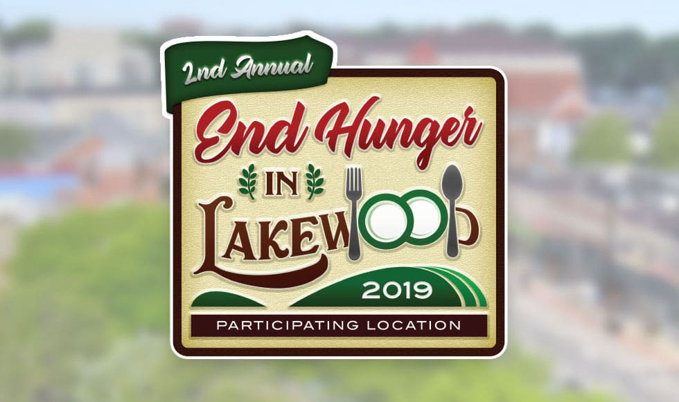 End Hunger in Lakewood