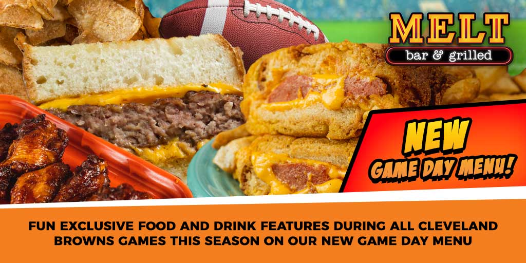 New Gameday Specials Menu Launching Sunday, September 13th!