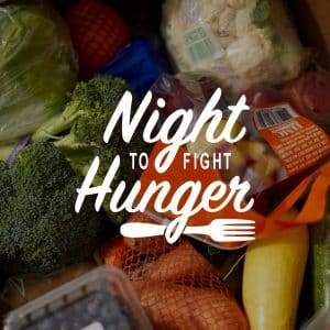 """Join Melt on the """"Night to Fight Hunger!"""""""