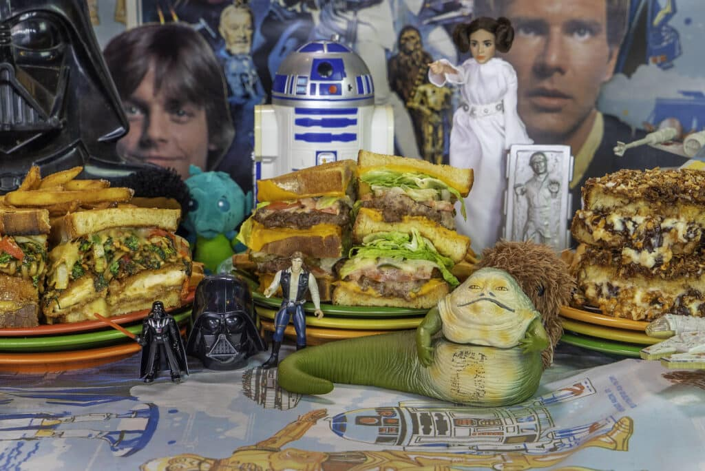 Star Wars Celebration Food Features