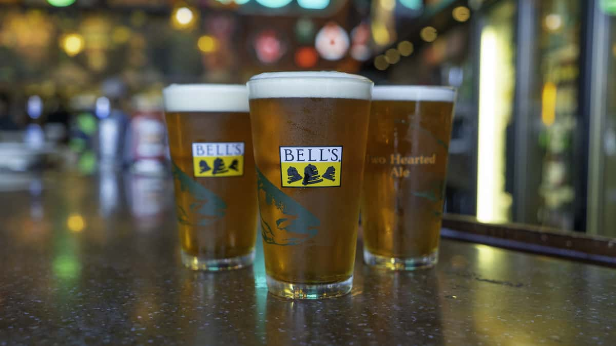 Bell's Brewing Two Hearted Ale Glass Giveaway!