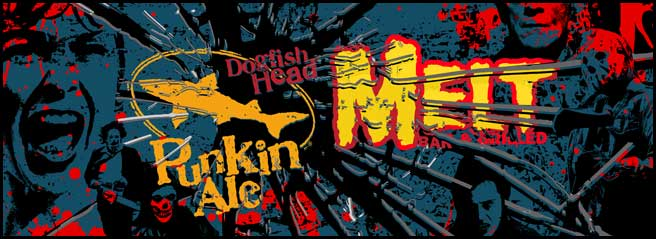 Dogfish Head Punkin Ale Promotion and Glass Giveaway
